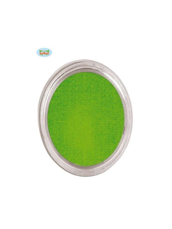 maquillaje verde claro al agua 15grs