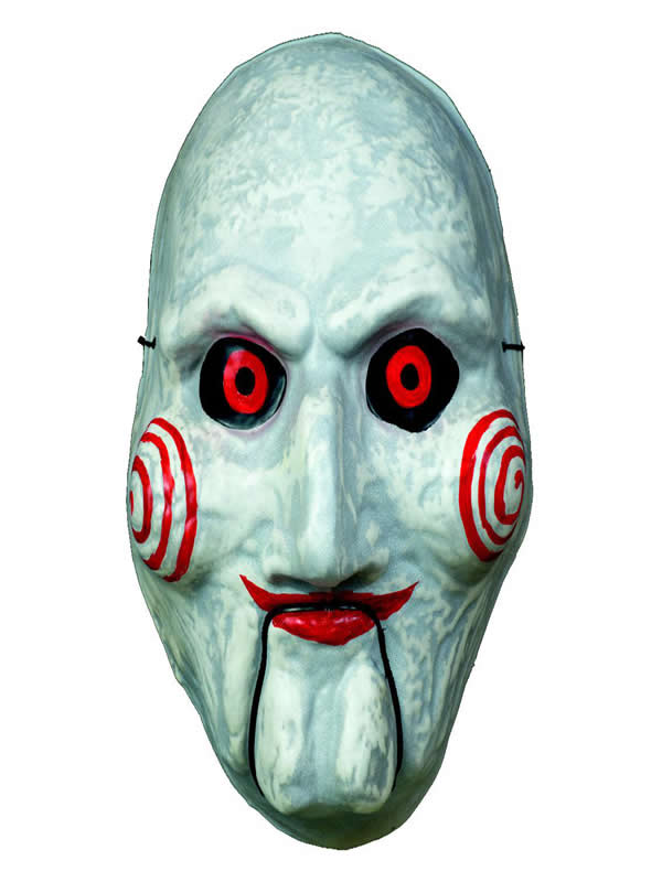 mascara de billy saw classic para adulto
