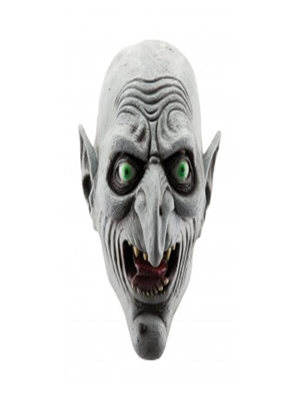 mascara de brujo adulto