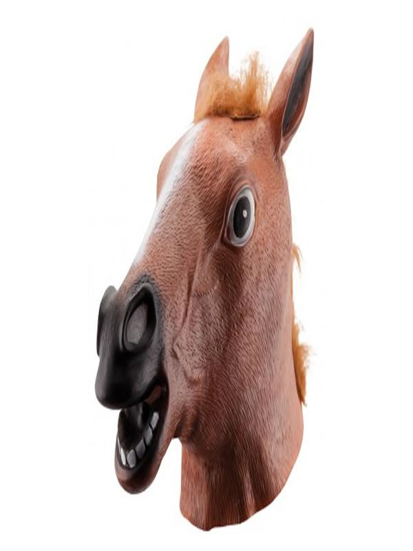 mascara de caballo adulto