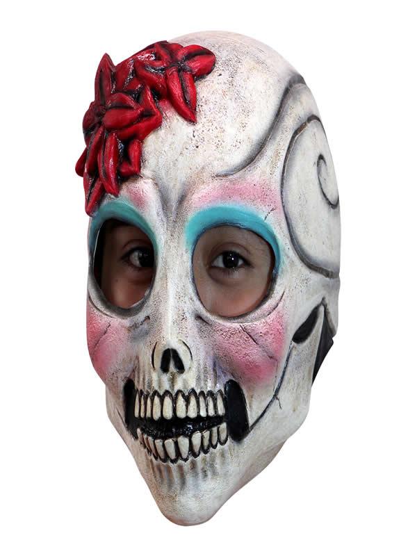 mascara de la señorita catrina para mujer