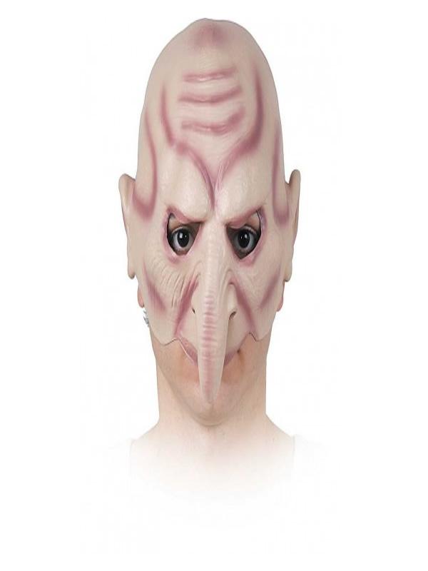 mascara de narigudo latex adulto