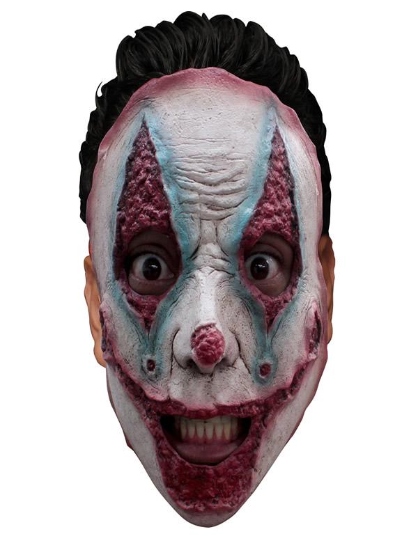 mascara de payaso asesino en serie adulto