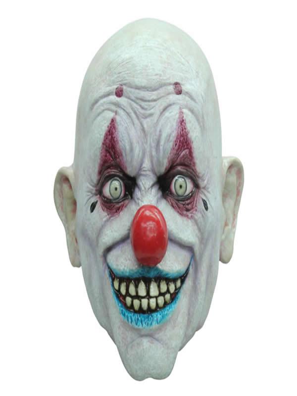 mascara de payaso crappy halloween