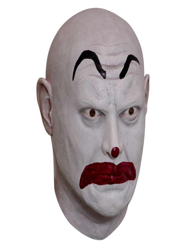 mascara de payaso machete para adulto