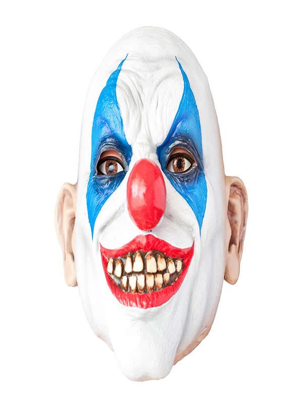 mascara de payaso terrorifico halloween