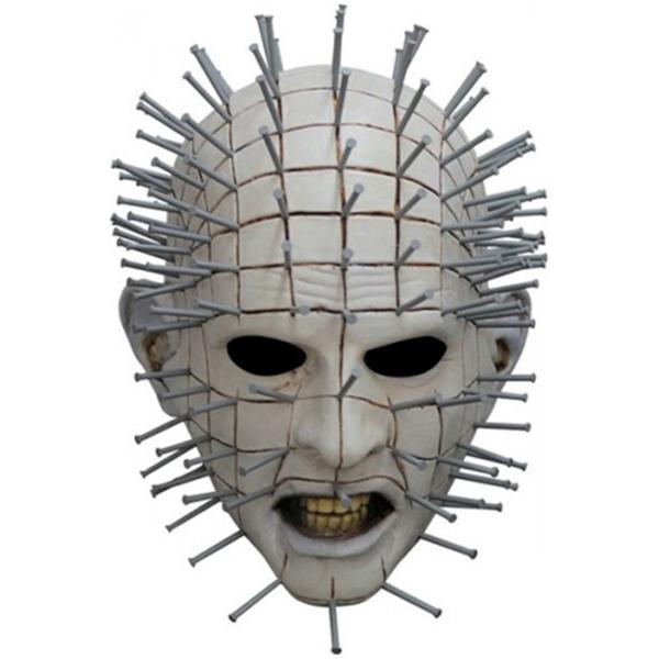 mascara de pinhead hellraiser para adulto