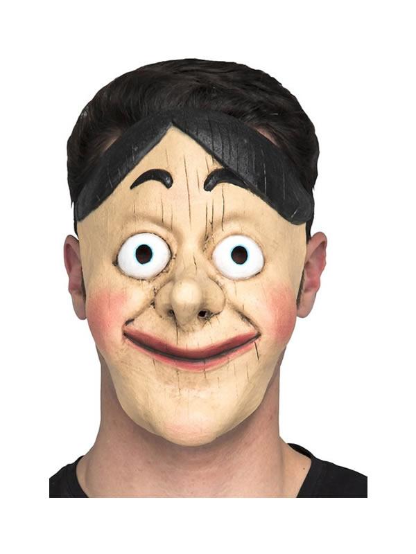 mascara de pinocho