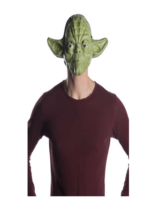 mascara de yoda classic adulto star wars