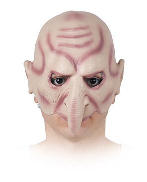 mascara media cara narizon latex