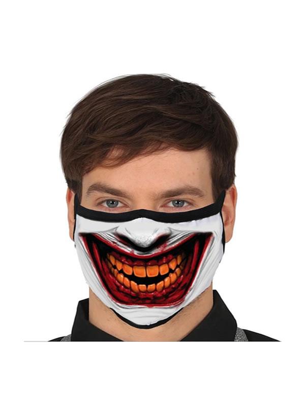 mascarilla de joker para adulto