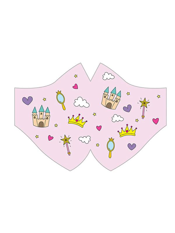 mascarilla de princesas hidrofuga