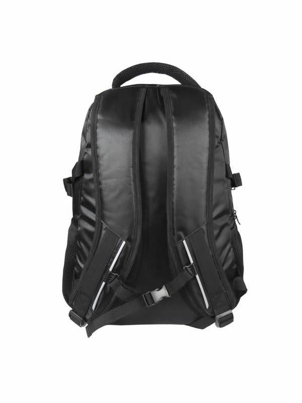 mochila batman viaje negra en 3D
