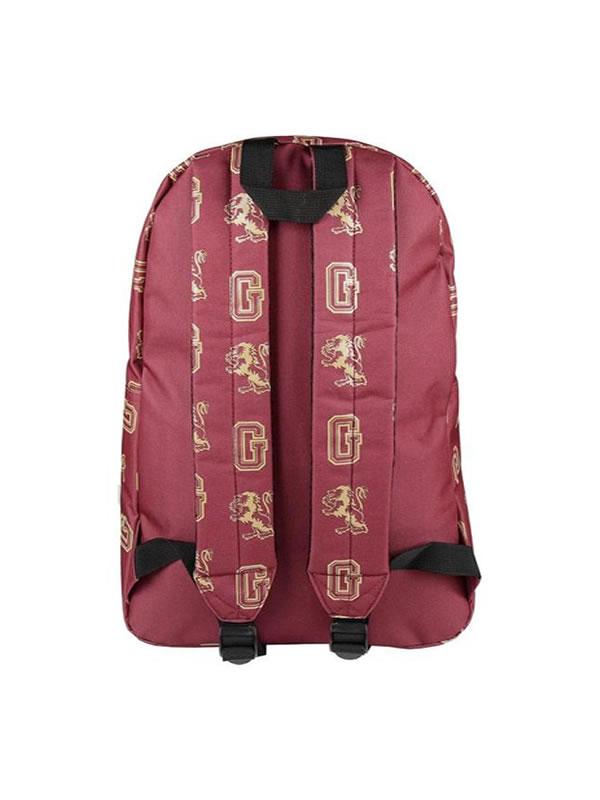 mochila de harry potter instituto roja