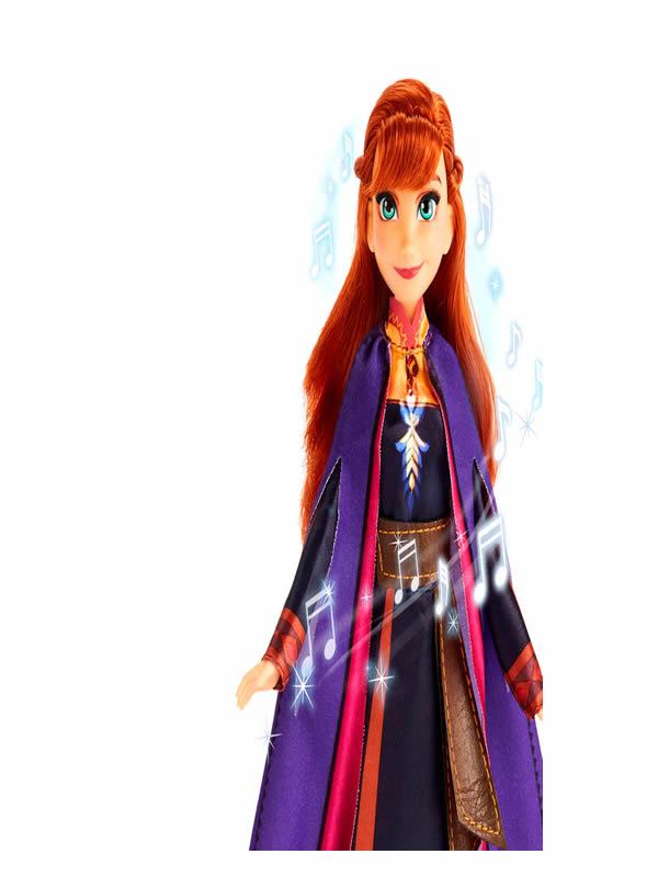 muñeca cantarina anna frozen 2 disney 30 cm