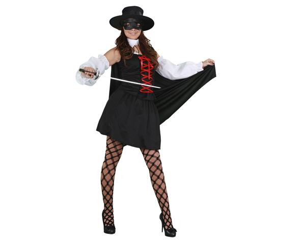 disfraz de zorro barato mujer adulto