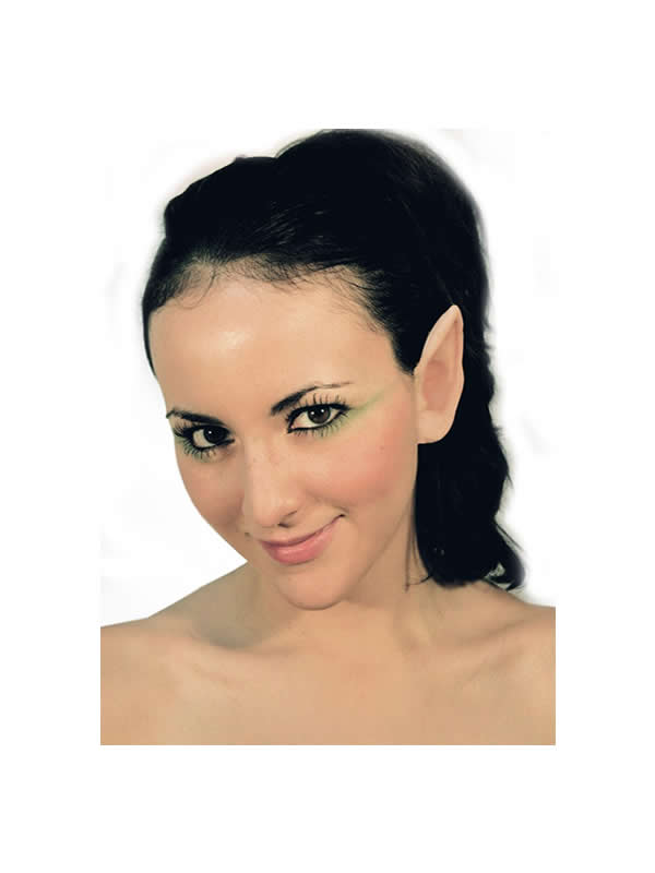 orejas de elfo de latex