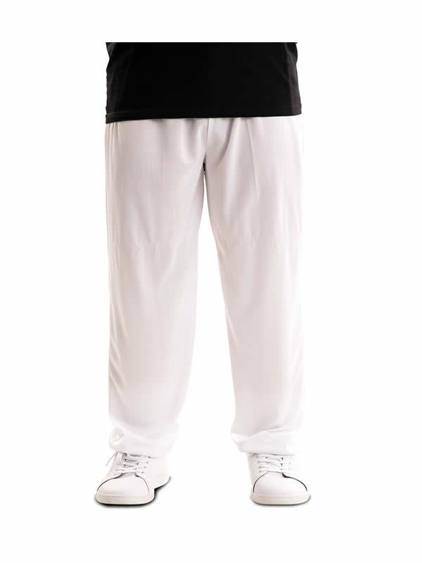pantalon blanco barato adulto