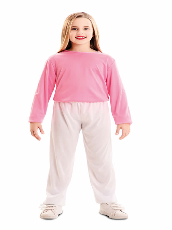 pantalon blanco para infantil