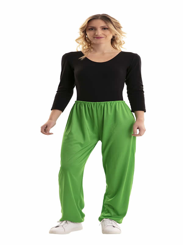 pantalon verde adulto