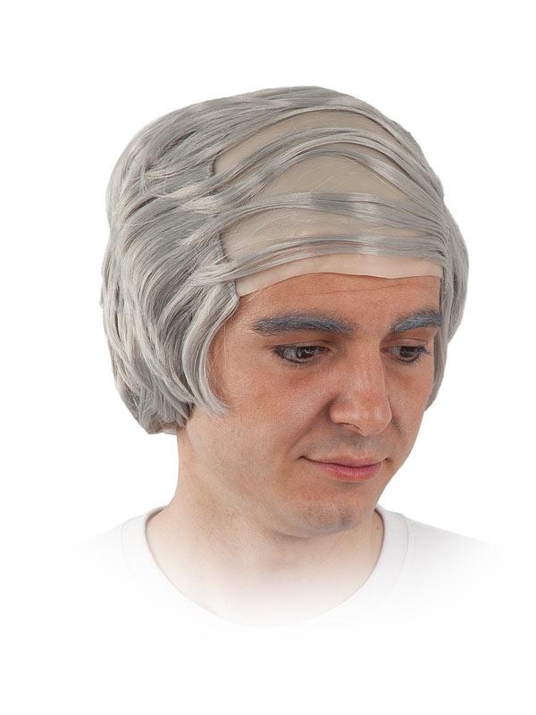 peluca de anciano varios colores