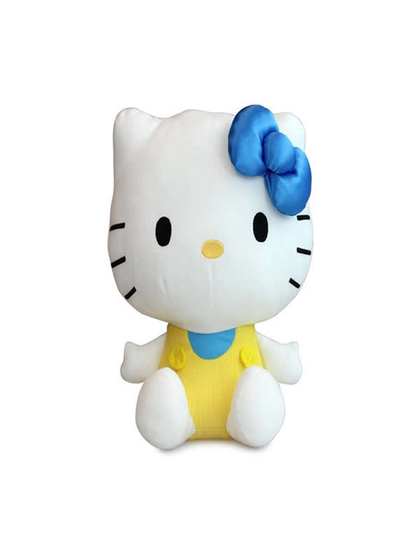 peluche de hello kitty blanco 30 cms