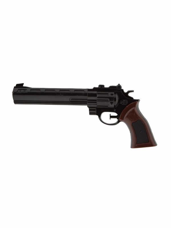 pistola revolver de policia 29 cm