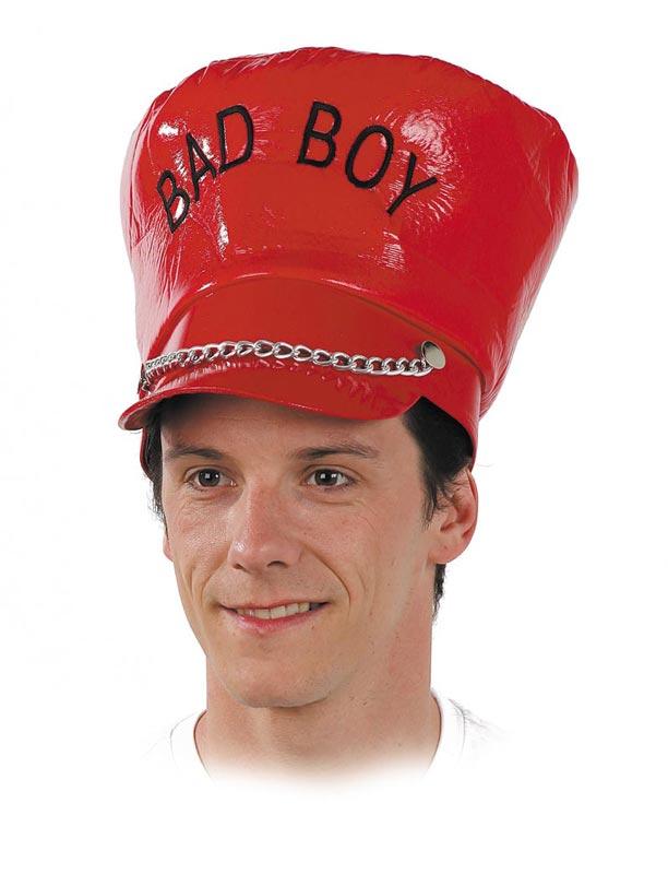 sombrero bad baoy rojo