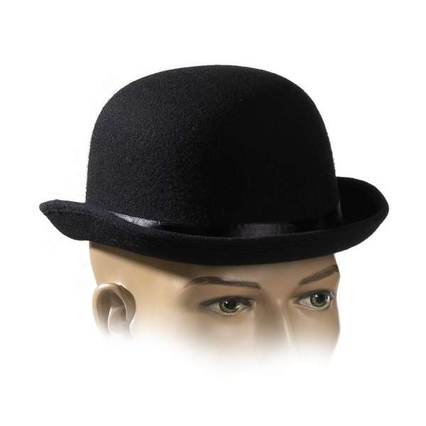 99de1ef8e3e7d sombrero bombin lujo negro