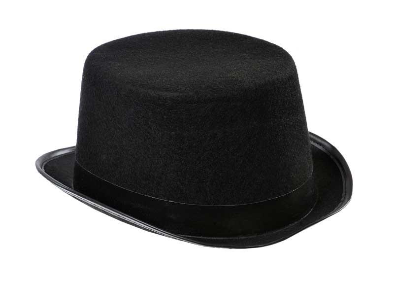 sombrero chistera fieltro barata