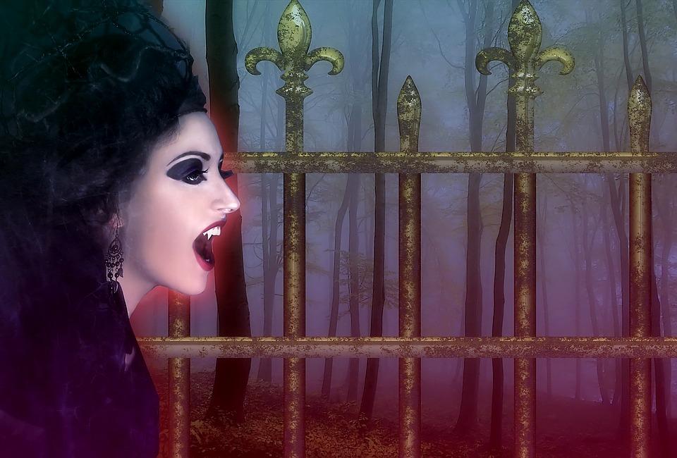 imagen principal de vampiros y zombies