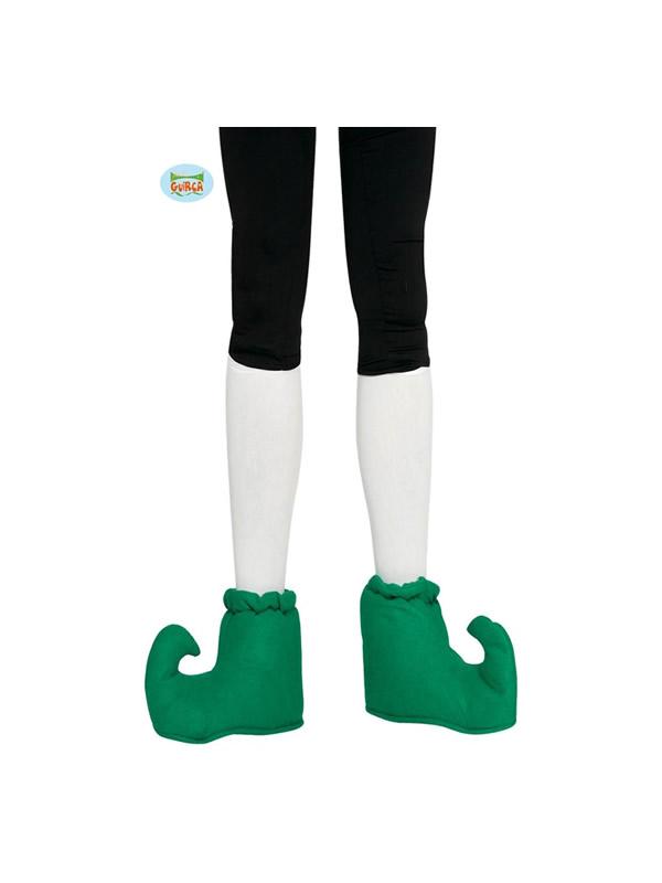 zapatos o babuchas de elfo