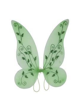 alas verdes hada del bosque