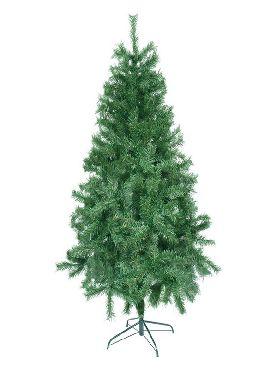 arbol de navidad andino 248 ramas de 120 cm con pie metalico