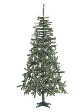 arbol de navidad douglas de 180 cm con pie plastico
