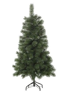 arbol de navidad helsinki con pie de metal 180 cm