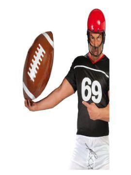 balon hinchable de futbol americano