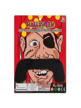 bigote gigante negro mexicano