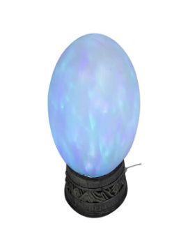 bola de la fortuna con luz y sonido 16x20 cm