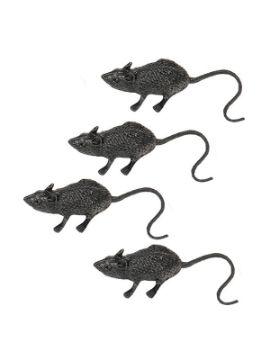 bolsa de 4 ratas 6 cms