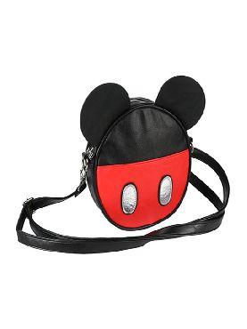 bolso bandolera mickey mouse disney