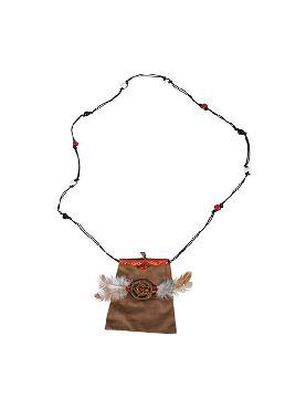 bolso de india marron