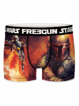 boxer de star wars freegun adulto