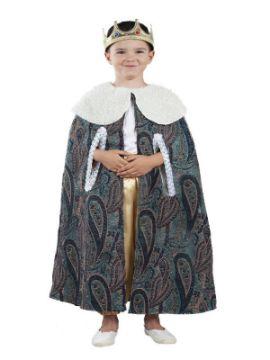 capa de rey melchor infantil