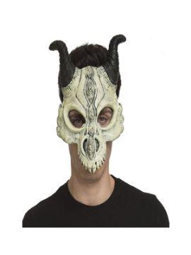 careta de cabra demoniaca de foam