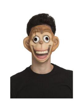 careta de mono risueño