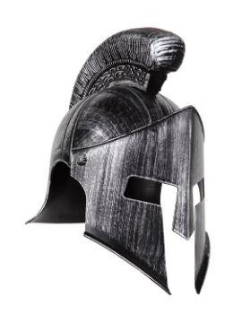casco espartano de romano pelicula 300