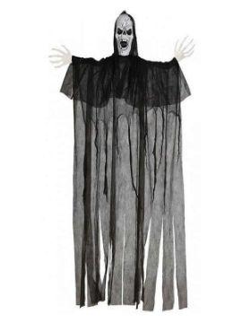 colgante de esqueleto 150 cms halloween