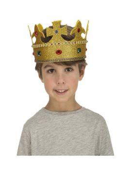 corona de rey baja 60 cm