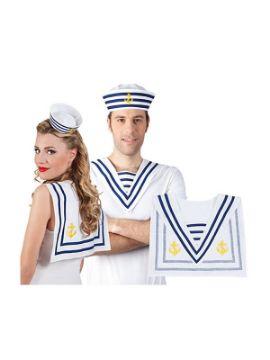 cuello de marinero unisex